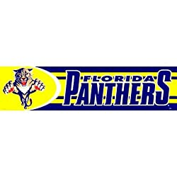 Florida Panthers Bumper