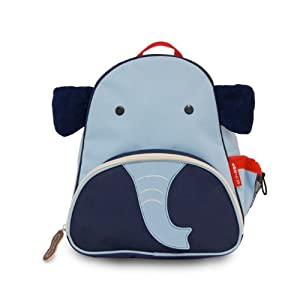 Skip Hop Zoo Elephant Pack Little Kid Backpack