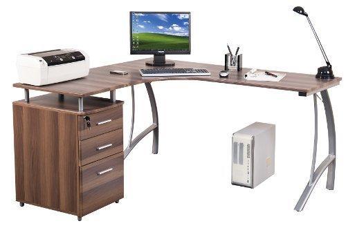 HJH Office esquina cástor con soporte-contenedores