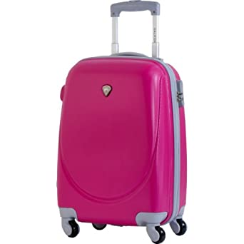 "CalPak Valley 20"" Carry-On Spinner (Rose)"