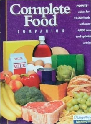 Complete Food Companion (Weight Watchers Winning Points,Values for 15,000 foods with over 4,000 new and updated entries),2003 ed