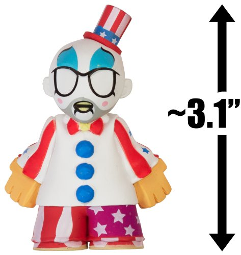 "Captain Spaulding (House Of 1000 Corpses): ~3.1"" Horror Classics X Funko Mystery Minis Vinyl Mini-Figure Series"