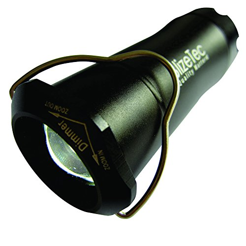 Tactical Camping Lantern Flashlight by BlizeTec;