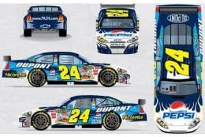 jeff gordon dupont outdoor - photo #22