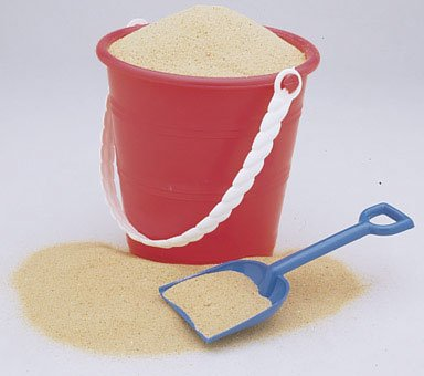 "American Plastic Toy 6"" Pail & Shovel Toy - 1"