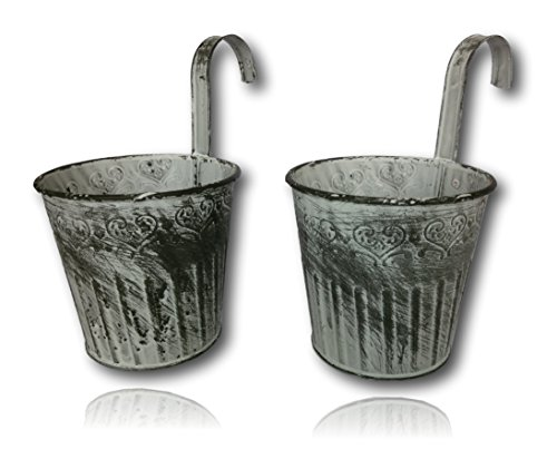 thobal-2-piece-flower-pots-metal-iron-flower-pot-hanging-balcony-garden-home-decor-plant-planter