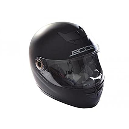 Casque boost b530 noir mat s - Boost BS01833