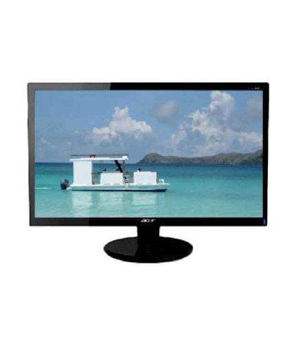 Acer P166HQL 15.6-inch LED Monitor (Black)