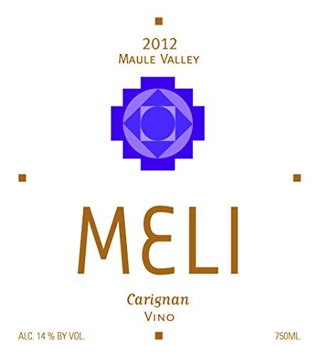 2012 Meli Carignan 750 Ml