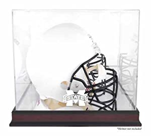 Mounted Memories MM-DISPH5MISS Mississippi State Bulldogs Mahogany Base Team Logo...