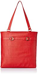 Alessia74 Women's Handbag (Red) (PBG485F)