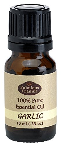 Garlic 100% Pure, Undiluted Essential Oil Therapeutic Grade - 10ml- Great For Aromatherapy!