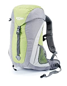 Gelert Serenity Rucksack - Lizard Green/Light Grey, 18lt from Gelert