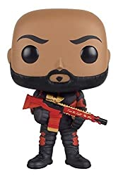Funko POP Movies: Suicide Squad Action Figure, Deadshot (No Mask)