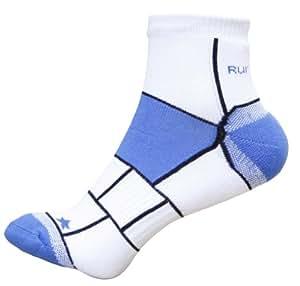 RunBreeze Anti Blister Ankle Running Socks Size 9-11