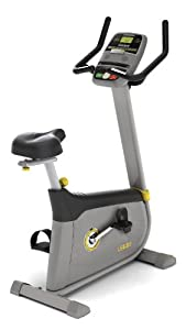 Livestrong LS5.0U Upright Bike from Johnson Health Tech North America, d.b.a. Horizon Fitness