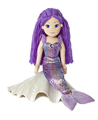 Aurora World Sea Sparkles Mermaid Daphne Doll, 17