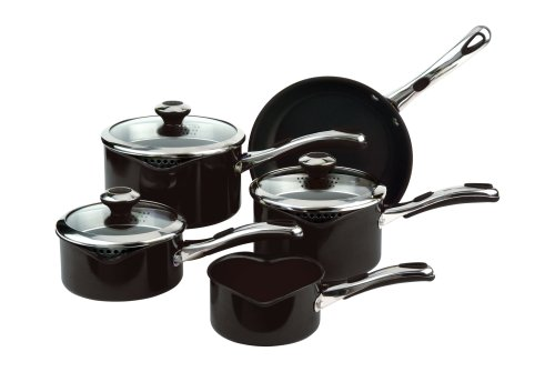Meyer Select Advantage 5 Piece Non-Stick Saucepan Set