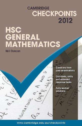 cambridge hsc mathematics general 2 pdf