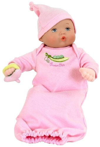 "Alexander Dolls 12"" Sweet Pea Diaper Baby, Play Alexander Collection"
