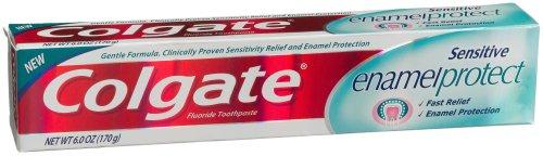 Colgate Sensitive Enamel Protect Toothpaste,