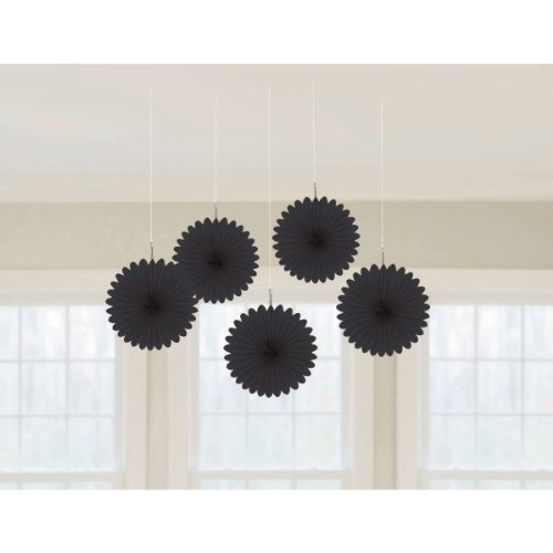 Amscan Jet Mini Hanging Fan, 6