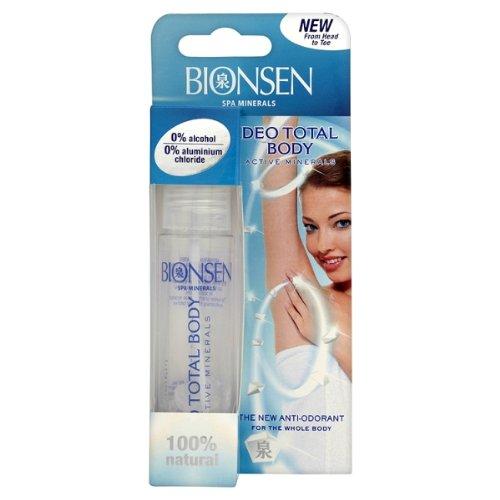 Bionsen Deo Total Body Cristalli 16g in bottiglia riutilizzabile (confezione da 2)