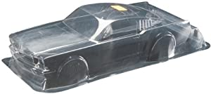 HPI Racing 17519 66 Ford Mustang GT Body, 200mm
