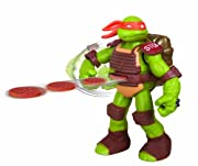 Teenage Mutant Ninja Turtles Flingers Pizza-Firing Mike