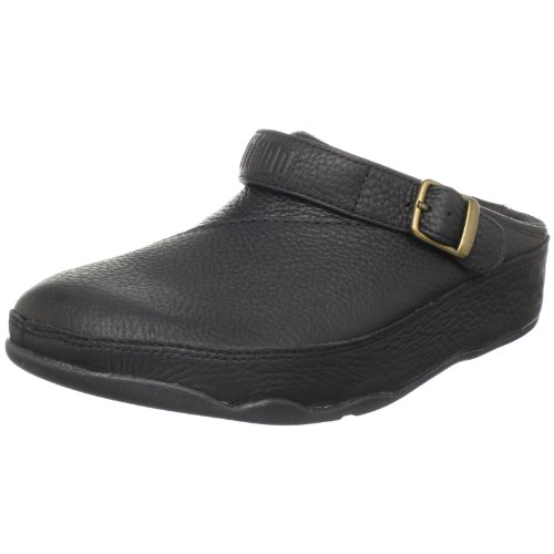 FitFlop Men's Leather Gogh Clog