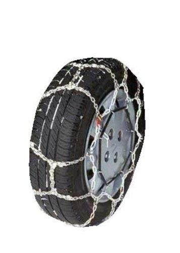 Security Chain Company WS1614 Whitestar Alloy Tire Traction Chain – Set of 2