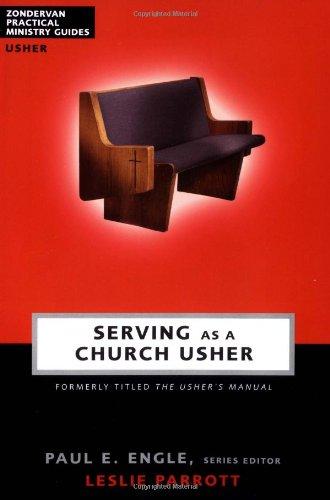 Serving as a Church Usher310247640