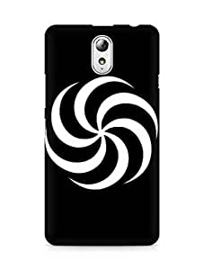 Amez designer printed 3d premium high quality back case cover for Lenovo Vibe P1M (Design 1)