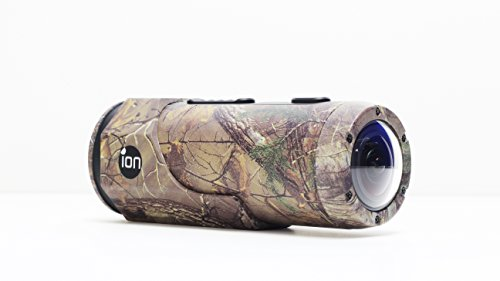 """Purchase ION HD Sports Camera and Mounting Bracket """"CAMOCAM"""" WIFI, with Real Tree"""