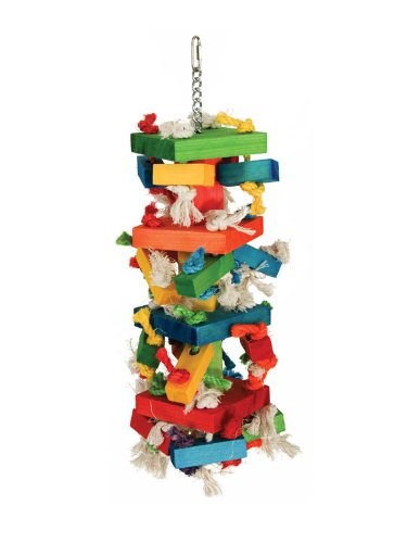 Cheap Paradise Toys XL Knots-N-Blocks, 8-Inch W by 22-Inch L (B001OE6NBG)