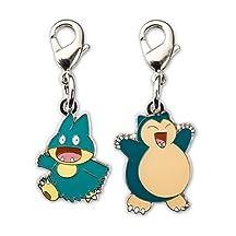 Munchlax and Snorlax Pokémon Minis (Evo 2 Pack)