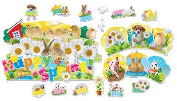 Eureka Everything Spring Mini Bulletin Board Sets - 1