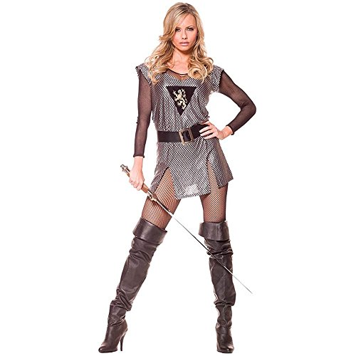 Sexy Lady Knight Adult Costume