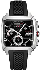 NEW TAG HEUER MONACO LS MENS WATCH CAL2110.FT6021