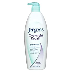 Jergens Overnight Repair Lotion 16.8 oz.