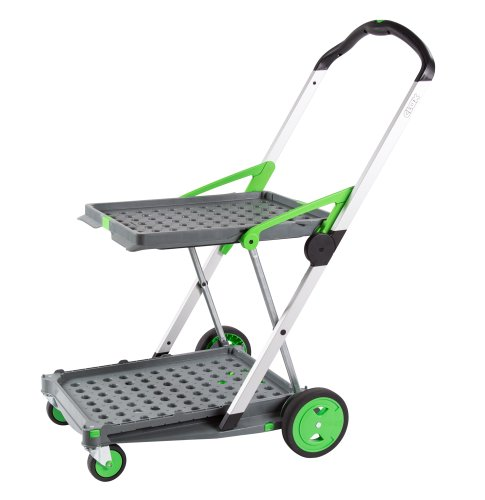 Clax Cart Mobile Folding Cart- Grey (Clax Trolley compare prices)