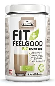 Layenberger Fit + Feelgood Bio Schlankdiät Schoko-Kaffee, 1er Pack (1 x 500 g)