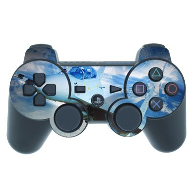 Mygift Topgun Design Ps3 Playstation 3 Controller Protector Skin Decal Sticker