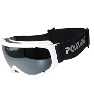 POLARLENS PG6 Ski goggles/ Snowboard Goggles / Sunglasses with Reflective Flash Mirror Lens / Includes Functional Microfiber Pou at Sears.com
