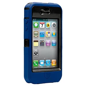 Otterbox APL2-I4XXX-46-E4OTR iPhone Case - 4(Blue/Black)