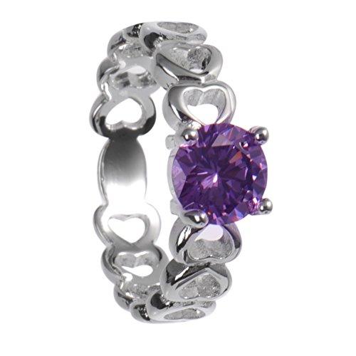 Mcitymall77 Fashion Jewelry Women Girls Heart