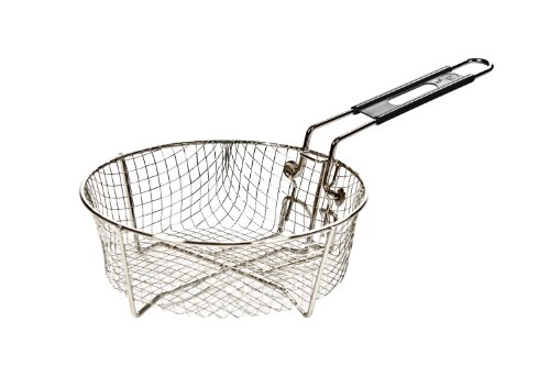 Lodge 8FB2 Deep Fry Basket, 9-inch deep