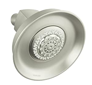 KOHLER K-16245-BN Margaux Multifunction Showerhead, Vibrant Brushed Nickel at Sears.com