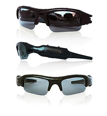 O'plaza ® Mini Sun Glasses Sunglasses Hidden DVR Hd Camera Digital Video Recorder from O'Plaza ®