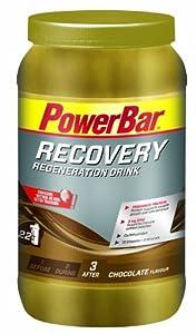 PowerBar Recovery Drink Schokolade 1210g (1 x 1210 g) by Powerbar